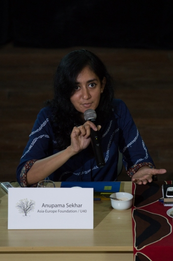 Anupama Sekhar - Asia-Europe Foundation (ASEF)